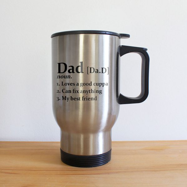 definition-of-dad-silver-travel-mug_per271
